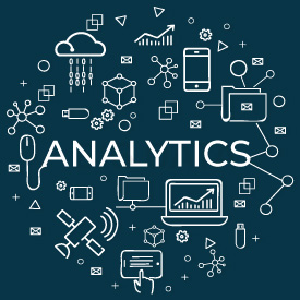 Analytics | Your company is only knowledgeable of the data it analyzes and is able to develop strategic decisions from it.  Allow Zakiya Davidson to assist you.
