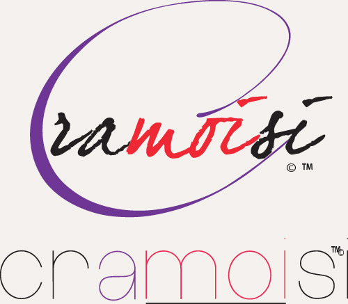 Graphic DesignCramoisi Fashion Logo Design.  Designed and Developed by Zakiya Davidson.