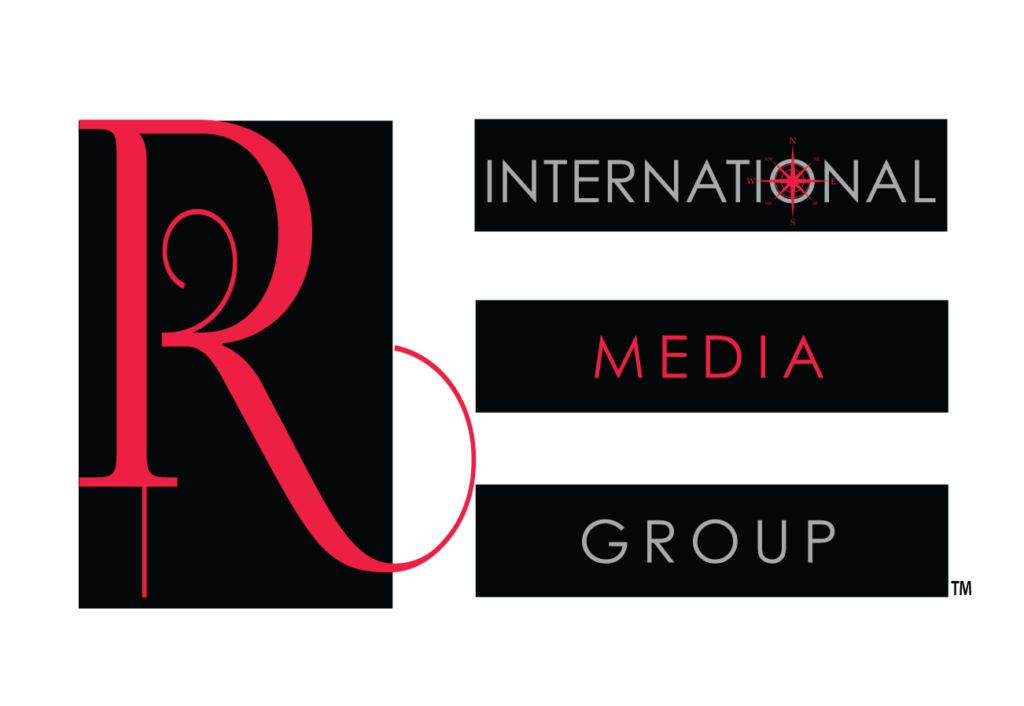 Rich International Media Group Logo Design.  Designed and Developed by Zakiya Davidson.